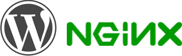 nginx, wordpress