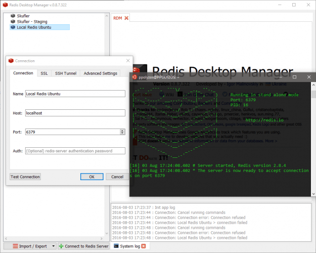 redis-desktop-manager-bash-windows