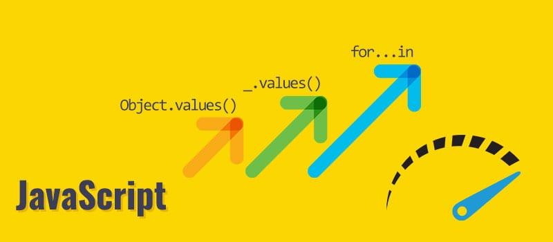 "Compare performance of ""Object values()"" vs ""_ values()"" vs"