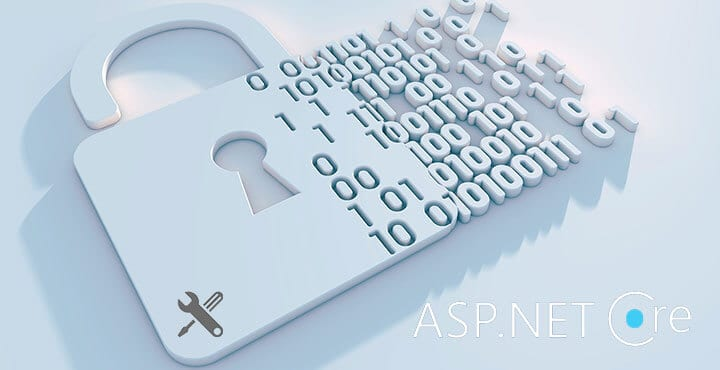 use extension methods to customize password policy for asp.net core identity options